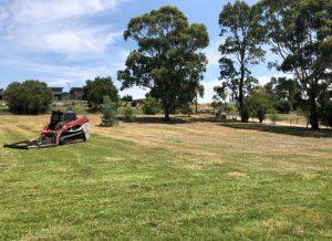 grass slashing yarra valley